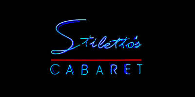 Photograph - Stiletto's Cabaret Too by Sennie Pierson