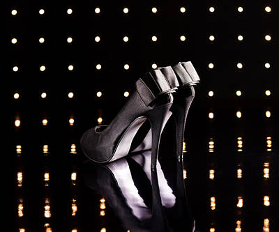 Photograph - Stilettos  by U Schade