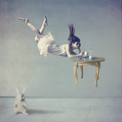 Teapot Photograph - Still Dreaming by Anka Zhuravleva