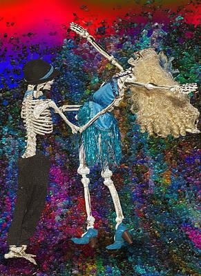Fungi Digital Art - Still Kickin 2 by Jack Zulli