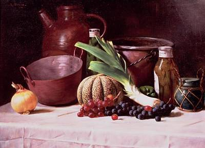 Pickle Photograph - Still Life, 1909 by Robert Schade