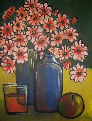 Painting - Still Life by Anne Gardner