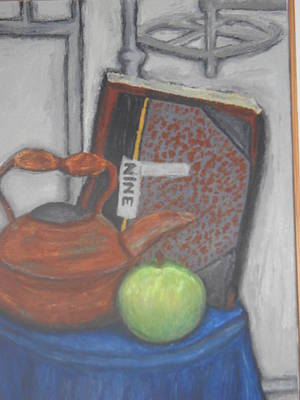 Painting - Still Life by Brandon Crawford