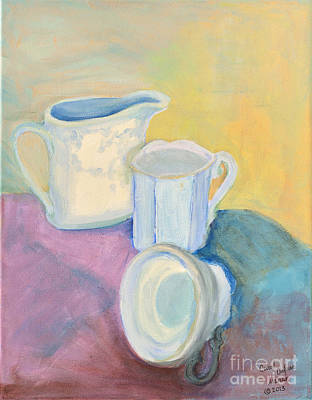 Painting - Still Life by Carol Oufnac Mahan