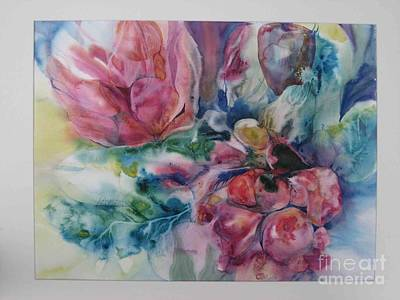 Still Life Art Print by Donna Acheson-Juillet