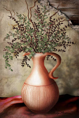 Digital Art - Still Life I by April Moen