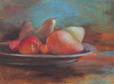 Painting - Still Life II by Susan Bradbury