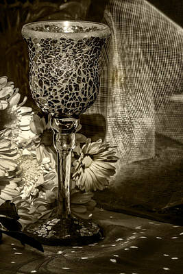 Digital Art - Still Life In Light by Georgianne Giese