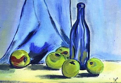 Painting - Still Life by Jyoti Vats
