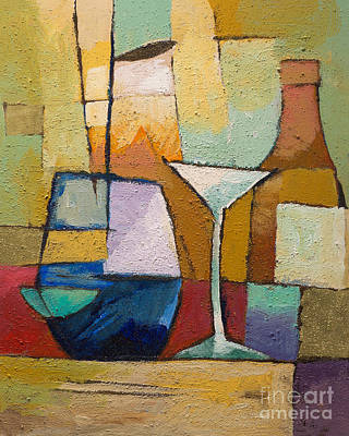 Painting - Still Life by Lutz Baar