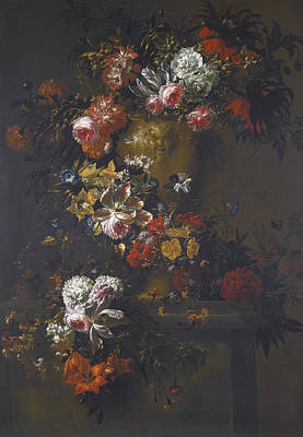 Baptist Painting - Still Life Of Roses by Celestial Images