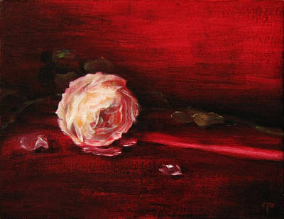 Painting - Still Life - Original Painting. Part Of A Diptych.  by Tanya Byrd
