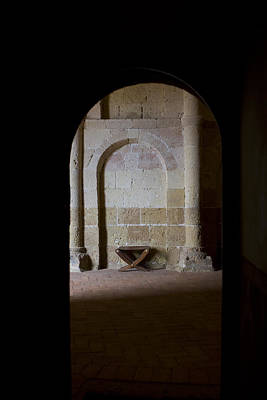 Photograph - Still Life Segovia Church by Lorraine Devon Wilke