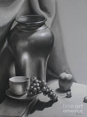 apple cup drawings fine art america