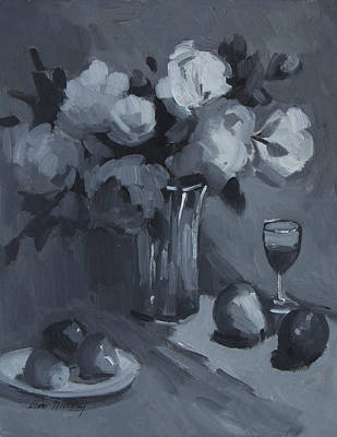 Painting - Still Life Study by Diane McClary