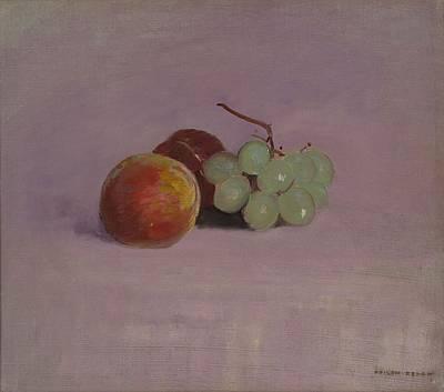 Still Life With Fruit, 1905 Art Print