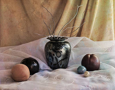 Photograph - Still Life With Vase by Sandra Selle Rodriguez