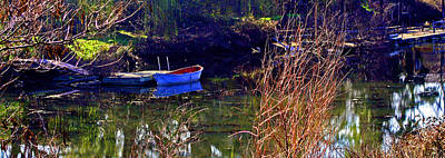 Photograph - Still Water by Joseph Coulombe