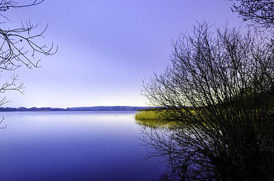 Photograph - Still Waters by Nick Field