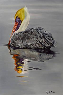 Still Waters Art Print