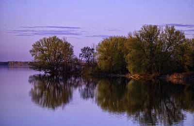 Photograph - Still Waters by Richard Lee