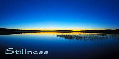 Stillness 1 Art Print by ABeautifulSky Photography
