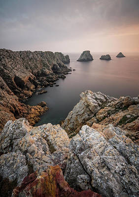 Quiet Photograph - Stillness At The End Of The World by Karsten Wrobel