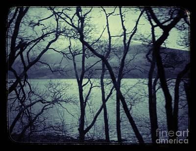 Photograph - Stillness Of Dusk by Joan-Violet Stretch