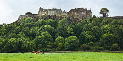 Photograph - Stirling Castle - Scotland by Jane McIlroy