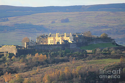 Photograph - Stirling Castle by David Grant