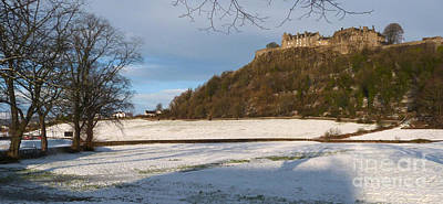 Photograph - Stirling Castle - Scotland by Phil Banks