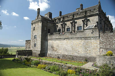Photograph - Stirling Castle Scotland by Sally Ross