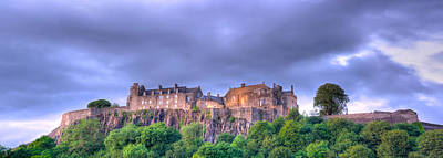 Photograph - Stirling Castle by Veli Bariskan