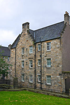 Photograph - Stirling Old Town by Jane McIlroy