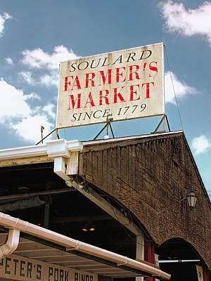 St.louis Market Art Print