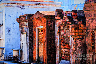 Photograph - St.louis One - Pastel by Kathleen K Parker