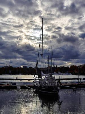 Photograph - Stockholm 2014 by Jouko Lehto