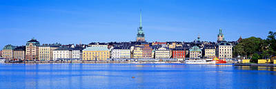 Gamla Stan Photograph - Stockholm, Sweden by Panoramic Images