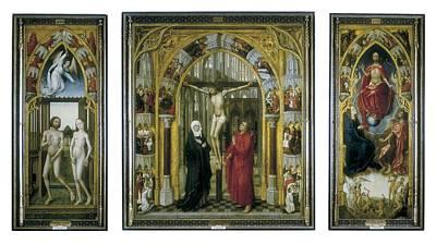 Stockt, Vrancke Van Der 1420-1495 Art Print