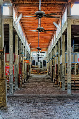 Photograph - Stockyard Mall by Erich Grant