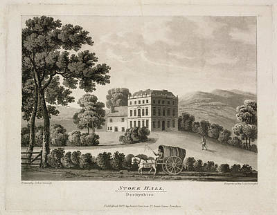 Stoke Photograph - Stoke Hall by British Library