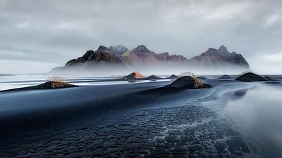 Iceland Wall Art - Photograph - Stokksnes by Javier De La