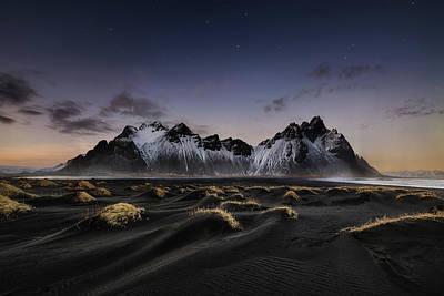 Coast Wall Art - Photograph - Stokksnes Vi by Juan Pablo De