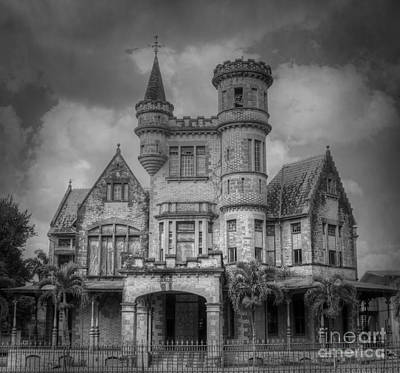 Photograph - Stollmeyers Castle Trinidad by David Birchall