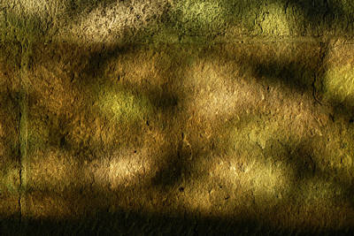 Photograph - Stone And Light 02 by Gene Norris