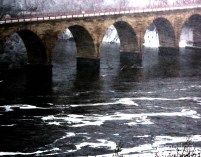 Photograph - Stone Arch II by A K Dayton