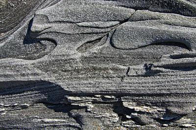 Photograph - Stone Art by Glenn Gordon