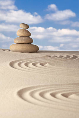 Photograph - Stone Balance by Dirk Ercken