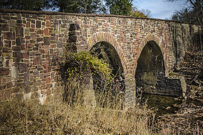 Photograph - Stone Bridge 2 by Bradley Clay