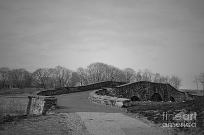 Photograph - Stone Bridge Colt State Park by Dave Gordon